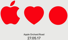 Apple Orchard Road retail store opening flyer late May 2017