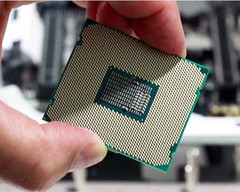 The 8-core Coffee Lake-X CPUs will provide competition for AMD's Ryzen 7 2700X. (Source: HotHardware)