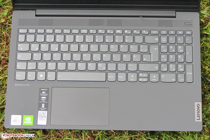 Input devices IdeaPad 5