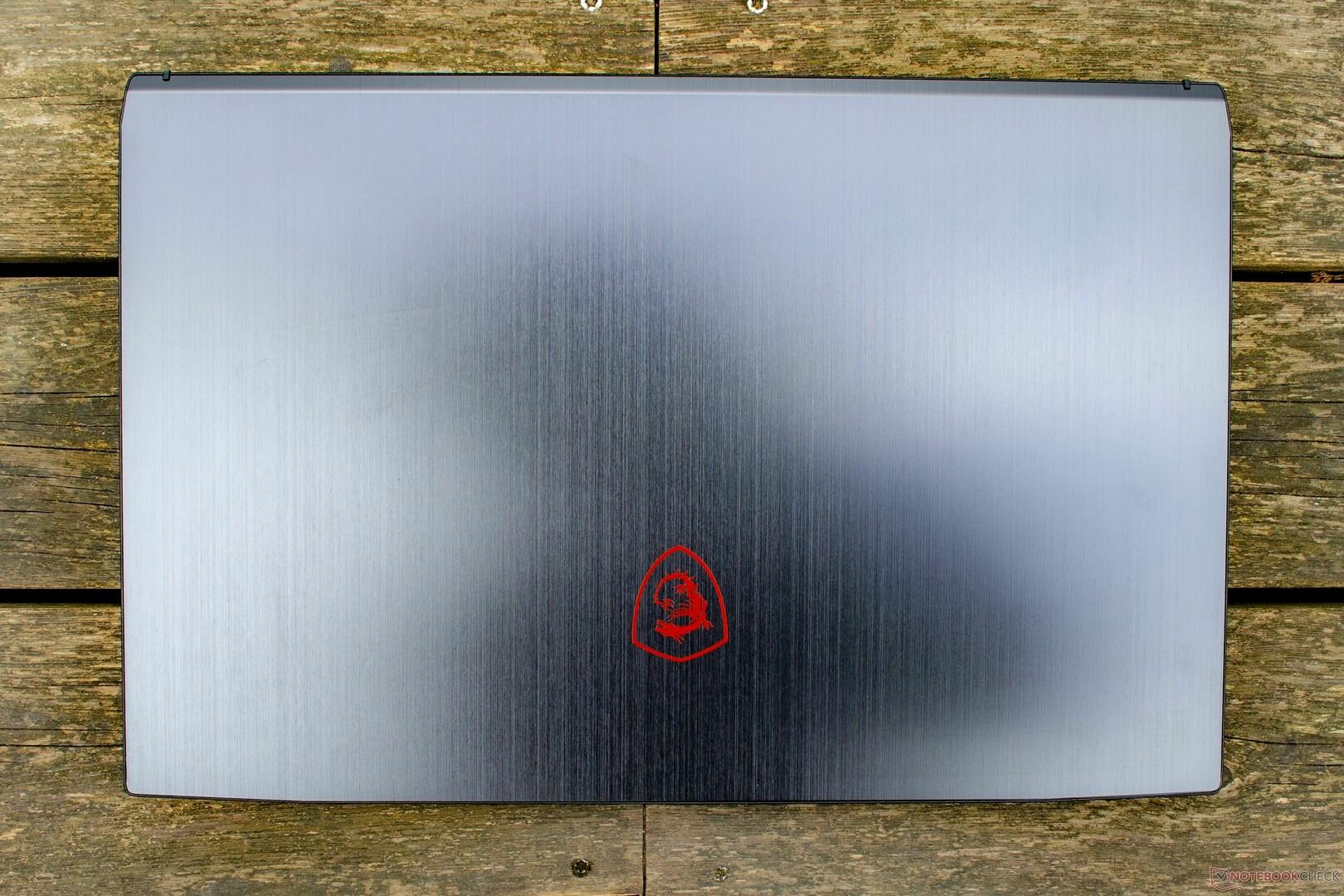 MSI GF75 Thin 8RD (i7-8750H, GTX 1050Ti Max-Q) Laptop Review