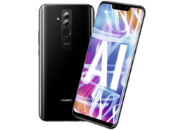 The Huawei Mate 20 Lite review. Test device courtesy of notebooksbilliger.de