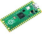 The Raspberry Pi Pico is a $4 ASIC microcontroller board. Image via the Raspberry Pi Foundation.