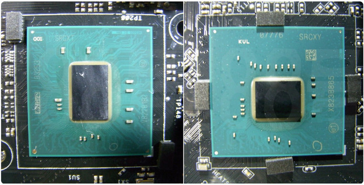 This image is described as showing the H310C (left) and H310 (right). (Source: HKEPC/Twitter)