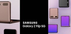 The Galaxy Z Flip 5G might get a cheaper sibling soon. (Source: Samsung)