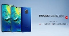 The Huawei Mate 20 series (Source: Huawei)