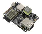 TTGO T-Internet: A compact single-board computer that supports PoE, Bluetooth 5.1 and Wi-Fi. (Image source: Lilygo)