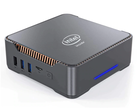 The GK3V is a compact mini-PC with three video outputs. (Image source: WooYi)