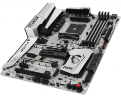 X370-based mainboards and X470 parts will not get PCIe Gen 4 support