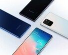The Galaxy S10 Lite. (Source: Samsung)
