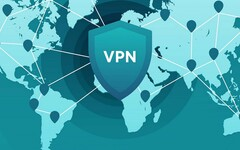 A good VPN service is essential for those who spend a lot of time online. (Image source: Globb Security)