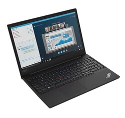 The ThinkPad E595, provided by