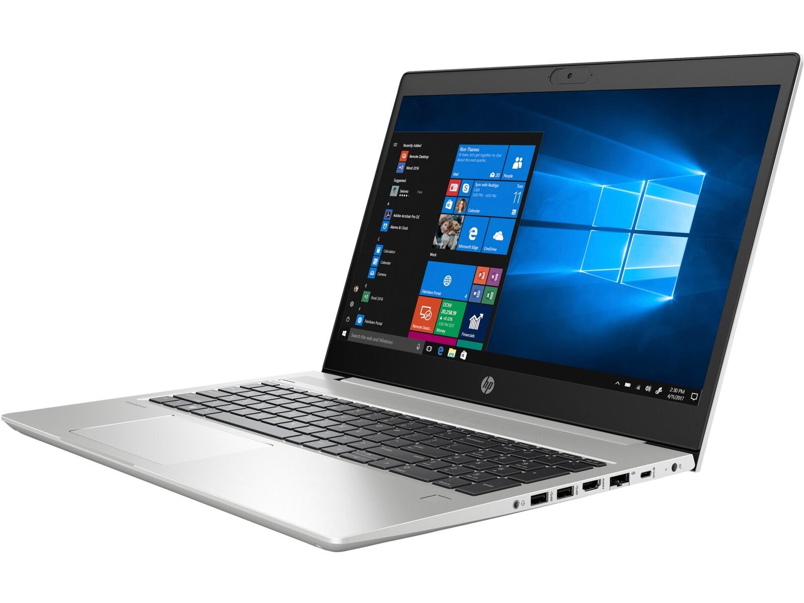 โน๊ตบุ๊คสำนักงาน HP ProBook 445 G7