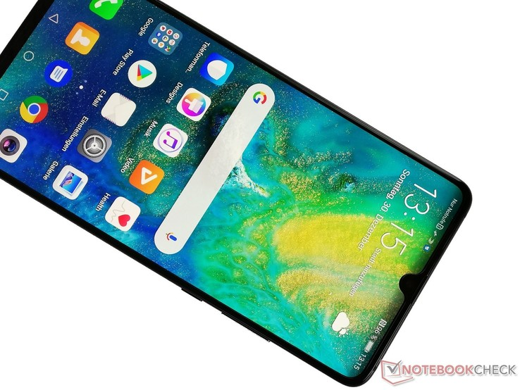 Huawei Mate 20 X Smartphone Review