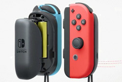Nintendo Joy-Con battery grip accessory coming mid-June