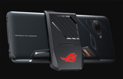 The Asus ROG Phone. (Source: WCCFTech)