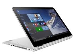 At $800 USD, this convertible is several hundred Dollars cheaper than the Spectre x360 15 while coming with the same CPU and GPU options