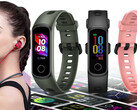 Huawei Honor Band 5i fitness tracker and xSport Pro in-ear headphones launched. (Image source: Honor)