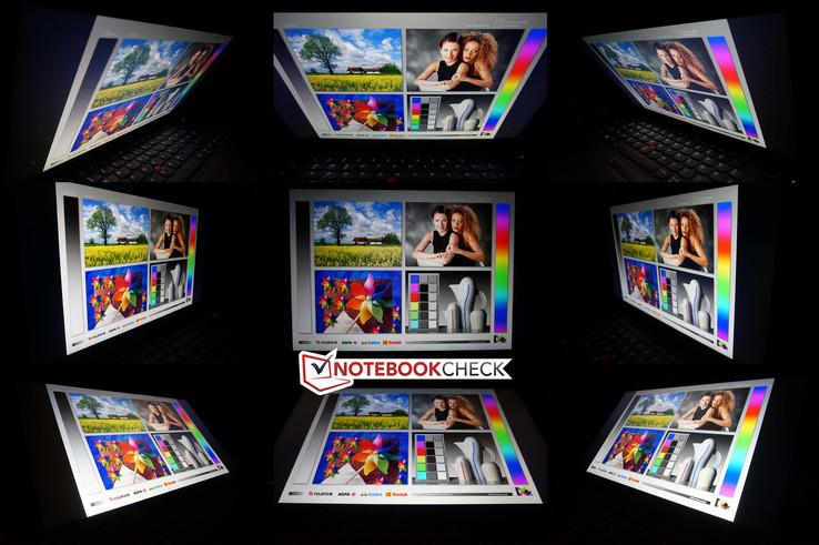 Viewing angles ThinkPad T470s WQHD