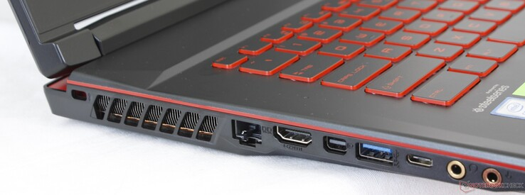 MSI GL73 8SE (i7-8750H, RTX 2060) Laptop Review - NotebookCheck net