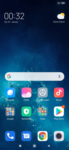 Software Xiaomi Mi 9 Lite