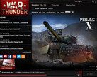"War Thunder 1.79 ""Project X"" major update downloading June 12"