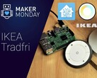 Raspberry Pi: Turn the popular single-board computer into a smart home centre with IKEA TRÅDFRI and Home Assistant support. (Image source: Michael Becker)