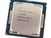 Intel Core i5-8500T (6 cores, 6 Threads, 2.1 GHz, 35 W) Desktop CPU Review