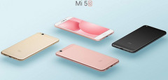 Xiaomi Mi 5c high-end Android smartphone