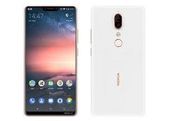 The Nokia X6 will be the first under HMD to feature a notched display. (Source: Weibo)