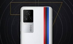 The IQOO 7 will be launched on January 11. (Image source: Vivo)