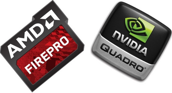 Mobile Graphics Cards for Professional Users (AMD FirePro