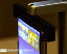 Is this TCL's rollable display? (Source: YouTube)