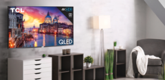 TCL sold more QLED TVs in the first quarter of 2020. (Source: TCL)