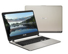 The Asus X507 is a relatively light 15-inch notebook with a dual-storage system