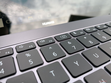 The new Camera button separates the traditional F6 and F7 key