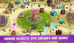 Kingdom Rush Vengeance now available on Google Play (Source: Google Play)