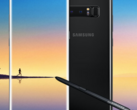 The Galaxy Note 8 packs Samsung's latest battery technology. (Source: Samsung)