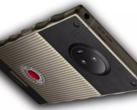 The RED Hydrogen One titanium variant is now shipping five months after the aluminum model. (Source: RED)