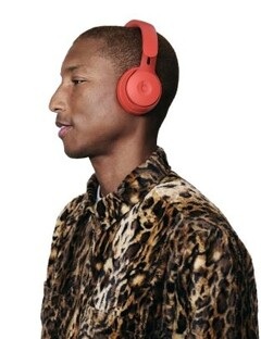 Pharrell has helped with the some of the colors on the new Beats Solo Pro. (Source: Beats)