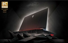 The MSI GT76 Titan features an overclockable i9 K-series desktop CPU. (Image source: RBT)