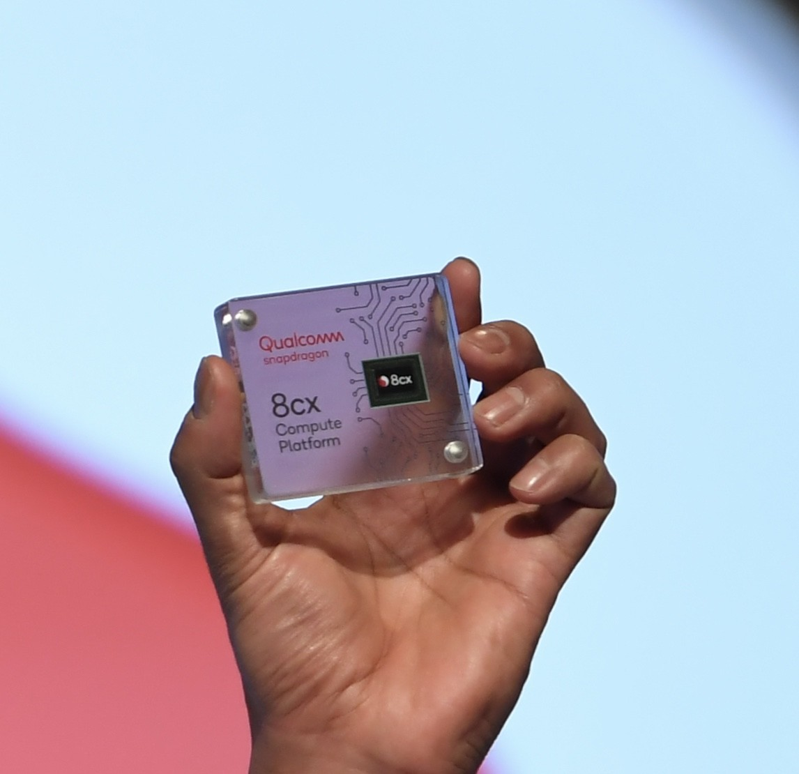 The Qualcomm Snapdragon 855 is the world's first