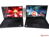 Currently in review: Dell XPS 15 7590 & Lenovo ThinkPad P1 2019