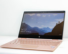 HP Spectre x360 in Pale Rose Gold