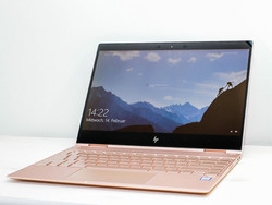 Beauty over performance - HP Spectre x360 13