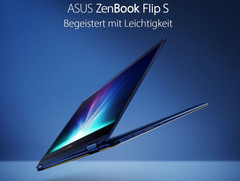 Super-slim Asus Zenbook Flip S UX370 convertible now available