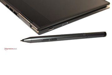 Digitizer pen