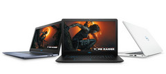 The new Dell G3 15 and G3 17 budget-friendly gaming laptops. (Source: Dell)