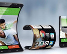 Samsung foldable display concept
