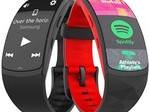Samsung Gear Fit 2 Pro leaked image shows offline Spotify support
