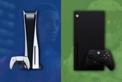 A Microsoft pode ter uma vantagem em termos de preço e data de lançamento no concurso PS5 vs. Xbox Series. (Fonte da imagem: Reviews.org/Sony/Microsoft)